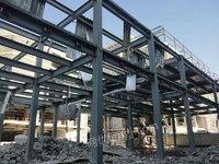 河南南阳专业钢结构拆除