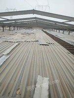 泛华宝塔京工二手钢结构全国出售钢结构厂房、型钢等