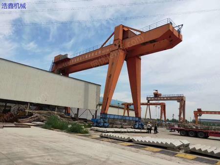 二手63/32吨龙门吊转让