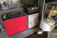 辽宁阜新二手修车设备3.5T小剪举升机、接油机、自动变速箱油循环机 500元