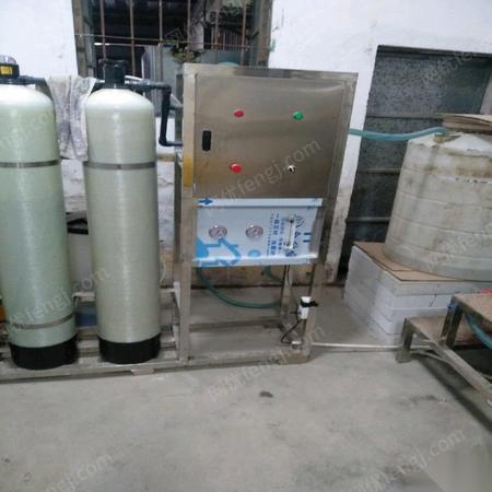 福建福州低价转让19年的闲置一套1500升日化洗洁精设备 20000元