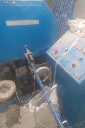 天津北辰区630成缆机单绞机 电线包布机屏蔽 13800元便宜出售