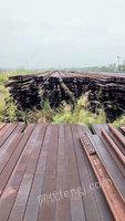 大批量碳钢轨道出售3000吨