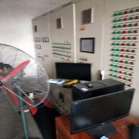 天津北辰区矿渣粉整体生产线 100000元 3.2米矿渣粉生产线.直径3.2米立磨.15年建立.7成新.出售