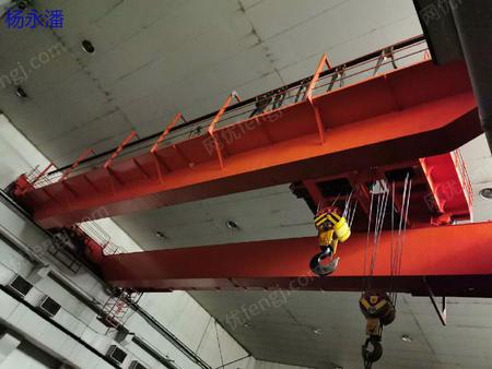 出售一台QD50/10―22.5米,通用桥式起重机,成色好