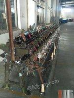 江苏扬州转让纺纱机配套导筒机11