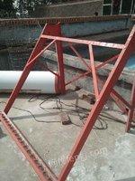 太阳能热水管和架子