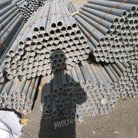 宁夏石嘴山出售镀镀锌钢管,∮60,1.8米长约30吨