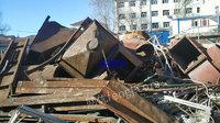青海高价回收废钢铁