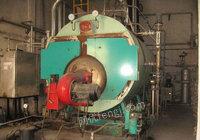 上海闵行区求购3台锅炉回收二手炼油设备电议或面议