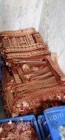江苏徐州出售2吨紫铜废铜电议或面议