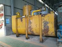 山东淄博出售1台B15-4.95/0.98二手汽轮发电机组电议或面议