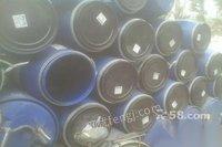 购买天津武清区长期各种铁桶,塑料桶,吨桶