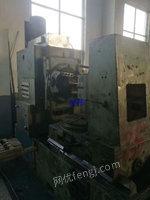 黑龙江牡丹江出售1台二手俄罗斯800滚齿机