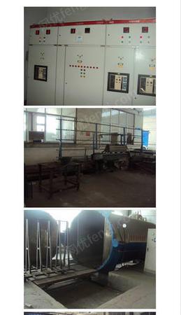 玻璃公司钢化炉机组.胶片机.挟膜机等机器设备网络拍卖