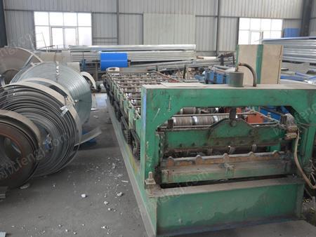 厂家出售1台350抛丸机 3-4台840/900单瓦机 1台半自动C型钢机