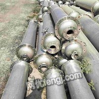 Sales of stainless steel condenser,30 square stainless steel tube condenser