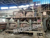 TYPE 2400 paper machine