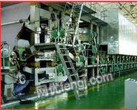 Buying various types of used rotary paper machine