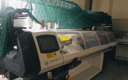 上海松江区因业务转型.二手9成新慈星牌357针12针14针电脑横机三台出售