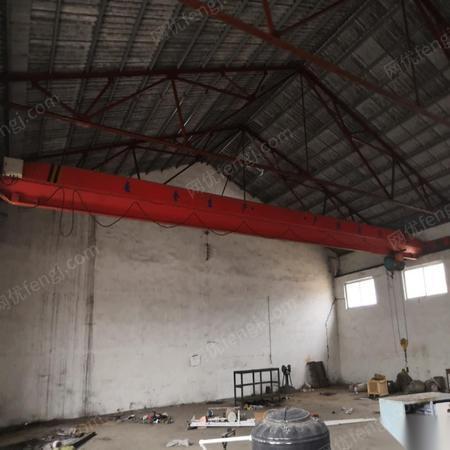河南洛阳二手行车出售(长17米、承重5吨)
