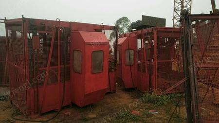四川乐山出售1台施工电梯电议或面议