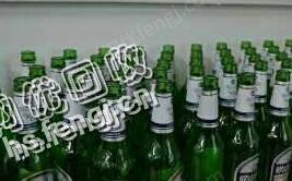 贵州安顺地区出售绿啤酒瓶