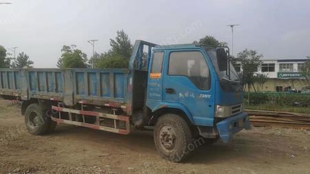 厂家出售马鞍山7108Y货车1台,要的联系,有图