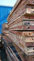新疆乌鲁木齐旧钢模 旧钢模板 钢模 出售