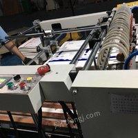浙江金华转让全自动覆膜机 腹膜机 盖光机 对开 50000元
