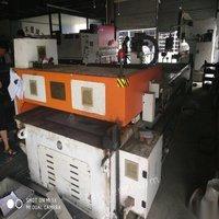 四川成都金球数控开槽机,金属开槽机 8万元出售