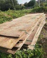出售20厚铺路板,2米*6米