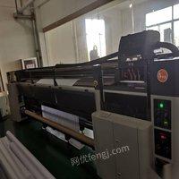 北京海淀区二手泰威uv卷材喷绘机出售 96000元