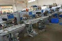 广东深圳二手丝印机,移印机,滚印机,热转印机出售