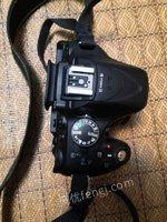 九成新家用相机D5200出售