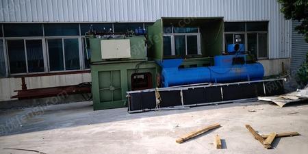 上海嘉定区1台无锡全新卧式打包机160吨 出售价150000元 1台脱标机 看货议价