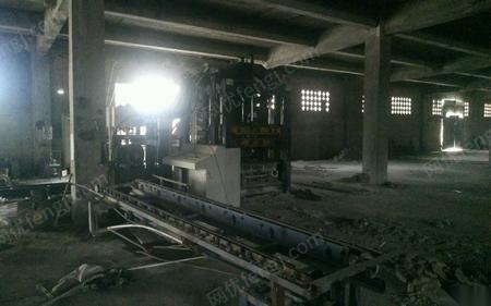 河北石家庄齐鲁10型水泥制砖机出售