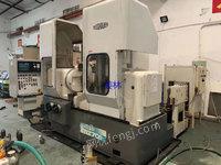 出售二手瑞士产数控700蜗杆砂轮磨齿机