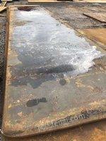 出售40、45、59、90厚,2*4的钢板,235材质的60多吨