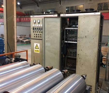 上海闵行区出售2台1400q广州金明吹塑机