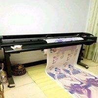 河南郑州搬家打包出售乐彩750写真机2台,正常使用中,出图效果好