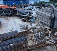 河南郑州高价诚信回收工地钢筋,方木,模版 100000元