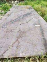 出售定尺钢板,规格12*3100*9000,材质235,现货一车