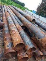 出售325✘7螺旋管,12米左右300吨,377✘7几十吨,10米左右