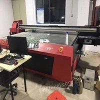 河南郑州出售迈创2513爱普生平板打印机九五成新18年机器五代喷头设备一切正常 35000元