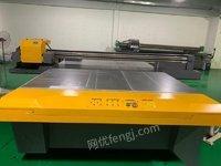 甘肃兰州二手2030精工平板打印机低价转让  机器九八新
