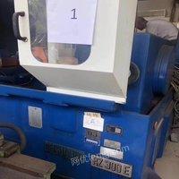广东东莞工期已到处理:莱斯豪尔蜗杆磨齿机300e