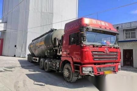 山东聊城转让散装水泥罐车