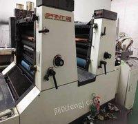 广东广州1996年小森228酒精印刷机,便宜出售