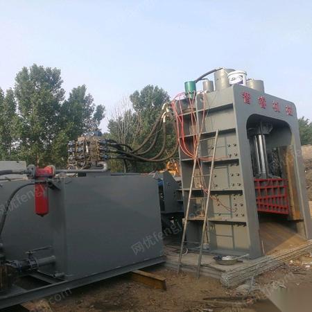 湖北武汉出售全新500吨龙门剪 400000元